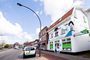 Dit is het pand van Centrum Vitaal in Hengelo.